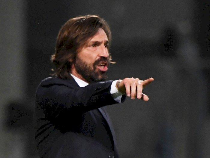 Jelang Kontra Inter Milan, Pirlo: Kami Punya Motivasi Lebih