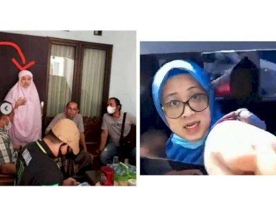 Wanita yang Viral Marah dan Berkata Kasar ke Petugas saat Diputarbalik Akhirnya Terciduk