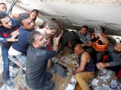 BSMI Desak Perbatasan Gaza Dibuka, Agar Bantuan Kesehatan Bisa Disalurkan