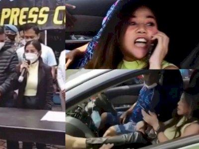 Sosok Gustuti Rohmawati Minta Maaf ke Polisi, Marah Diminta Putar Balik Menuju Anyer