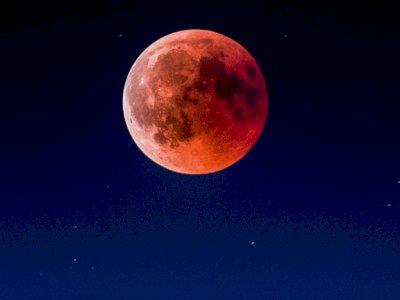 Ini yang Harus Kamu Tau Tentang Blood Moon Pertama di Tahun 2021, Akan Muncul pada 26 Mei