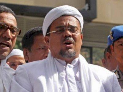 Rizieq Shihab Dituntut 2 Tahun Penjara Kasus Kerumunan, Dinilai Menghasut Masyarakat