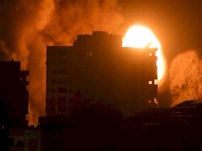 Hentikan Agresi, Palestina Akan Angkat Serangan Israel ke Sidang Umum PBB