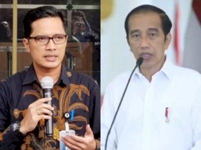 Jokowi Tolak Pemberhentian Pegawai KPK, Febri Diansyah: Kita Lihat Siapa yang Masih Ngotot