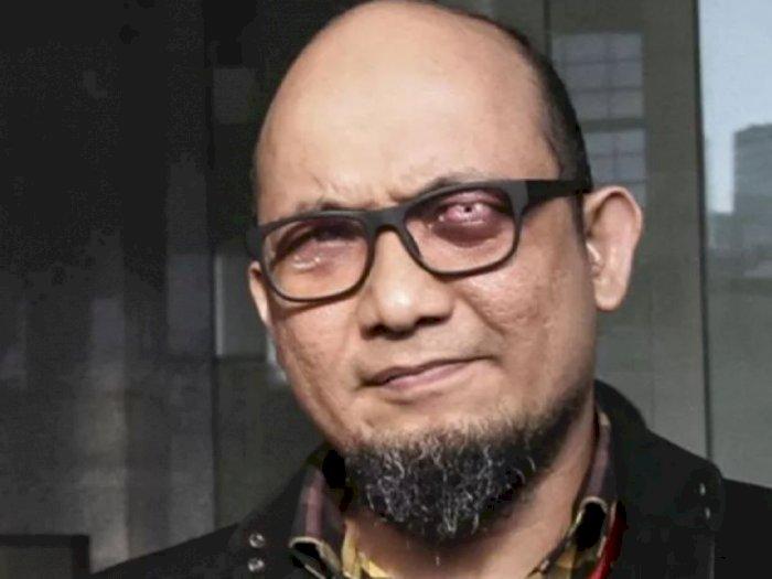 Anggap SK Firli Bahuri Aneh, Novel Baswedan: Sebisa Mungkin Tetap Bekerja