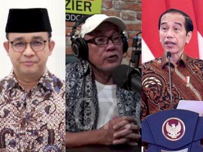 Berteman dengan Anies, Ahok hingga Jokowi, Peter F Gontha: Kritik Membangun Apakah Salah?