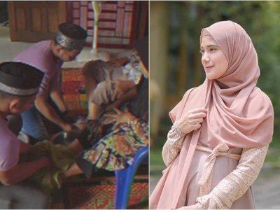Rizky DA Unggah Video Basuh Kaki Orang Tua, Netizen Singgung Soal Muliakan Istri