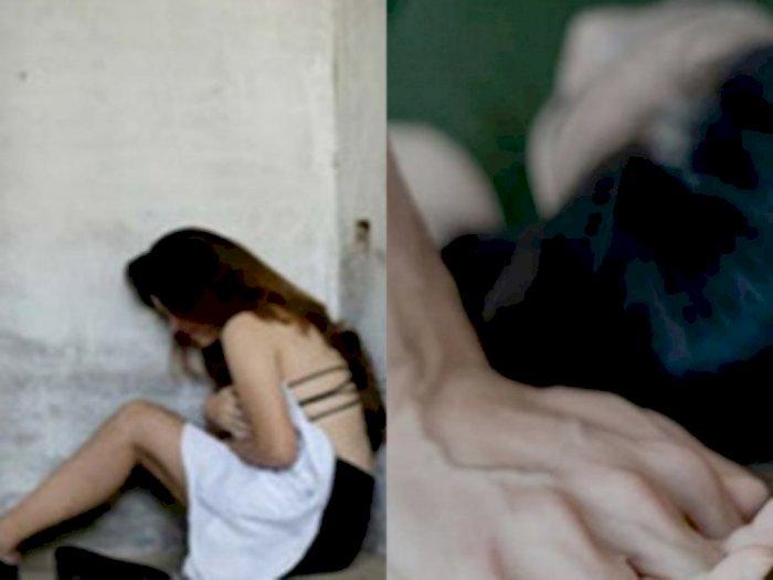 Bejat, Saat Rumah Sepi, Paman Perkosa Gadis 16 Tahun yang Sedang Tidur di Kamar