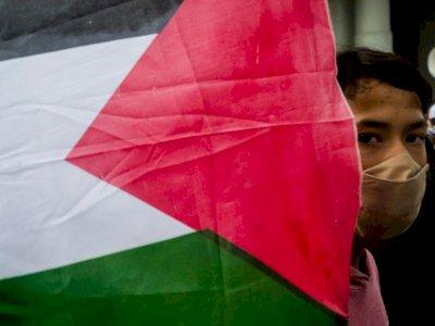 Indonesia Akan Beri Bantuan Rp7 Miliar ke Palestina
