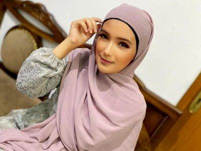 Potret Nadya Mustika Tampil Menawan Pakai Make Up Curi Perhatian: Secantik Ini Disakitin