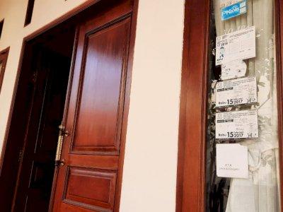 Rumah Pemudik yang Balik ke Jakarta Ditempeli Stiker, Agar Warga Sekitar Waspada