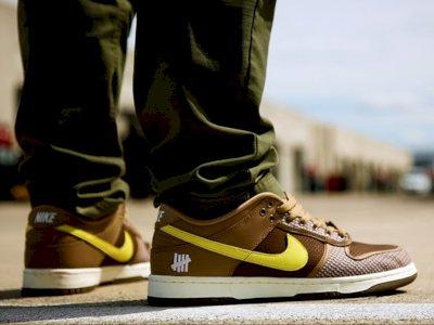 UNDEFEATED Kembali Kolaborasi dengan Nike, Kali Ini pada Dunk Low!