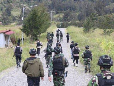 2 Anggota TNI Gugur di Yahukimo Papua Diserang OTK saat Berjaga, Senjata Dirampas