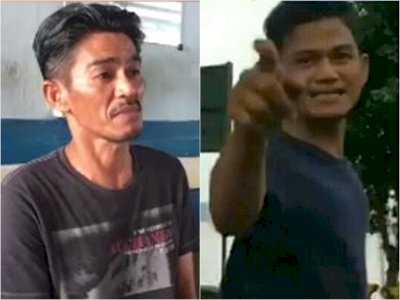 Pedagang Durian yang Ngamuk dan Ancam Wartawan di Samarinda Kabur, Keluarga Minta Maaf