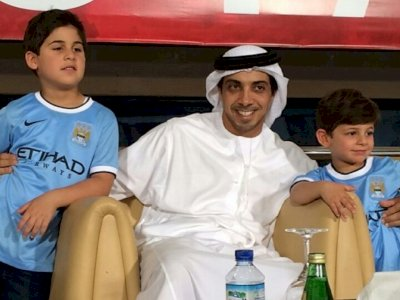 The Real Sultan, Sheikh Mansour akan Biayai Perjalanan Fans City ke Final UCL di Portugal