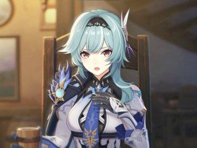 Banner Eula Resmi Hadir di Genshin Impact, Seperti Ini Gameplay-nya!