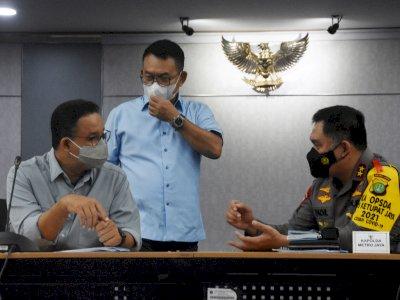 Anies Minta Seluruh Lurah di Jakarta Terapkan Lockdown Mikro