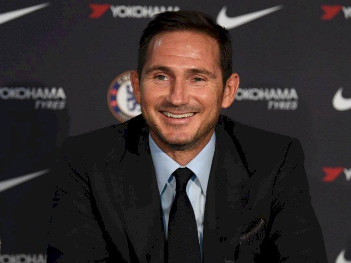 Frank Lampard Jadi Orang Kelima yang Terima Hall of Fame Liga Premier Inggris