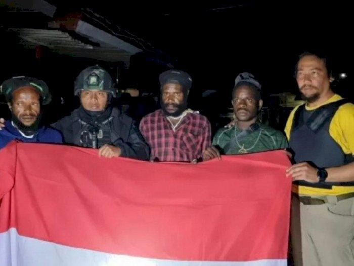 EKSKLUSIF! TPNPB-OPM Akui Serang 2 TNI Hingga Tewas di Yahukimo dan Rampas Senjata