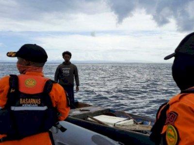 Empat Hari Pencarian, Nelayan Hilang di Butur Masih Belum Ditemukan