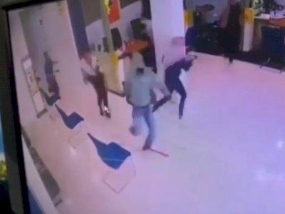 Ancam Bom, Aksi Perampokan Bank Mandiri Samarinda, Pelaku Ditangkap Usai Teller Teriak