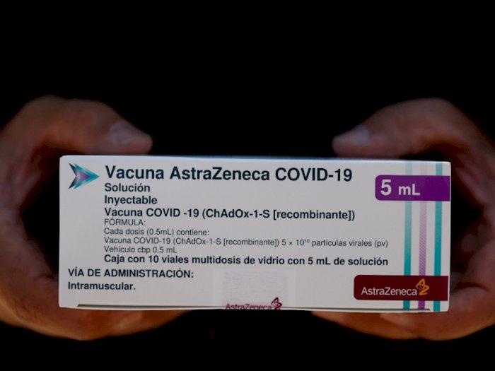 Dibanding Risikonya, Vaksin AstraZeneca Punya Manfaat Jauh Lebih Besar