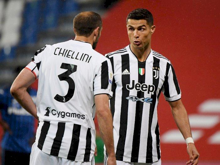 Hitung-hitungan Peluang Juventus Lolos ke Liga Champions