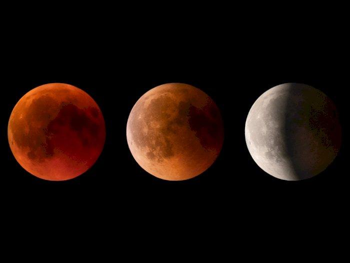 Fakta Unik Gerhana Bulan Terhadap Kehidupan Manusia