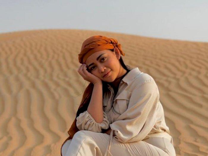 Liburan ke Dubai, Rachel Vennya Bagikan Info dan Cara Pergi ke Dubai di tengah Pandemi!