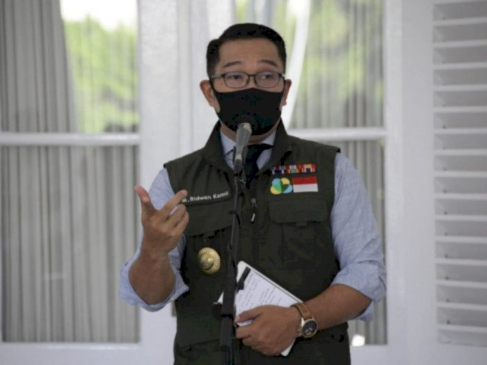 Ridwan Kamil Heran Kunjungan Dinasnya Selalu Ditafsirkan ke Pilpres 2024