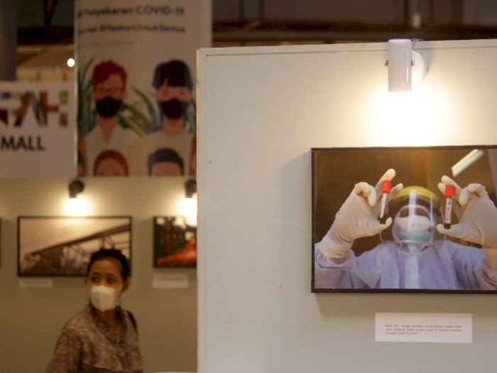 FOTO: Pameran Foto Tetap Produktif di Masa Pandemi