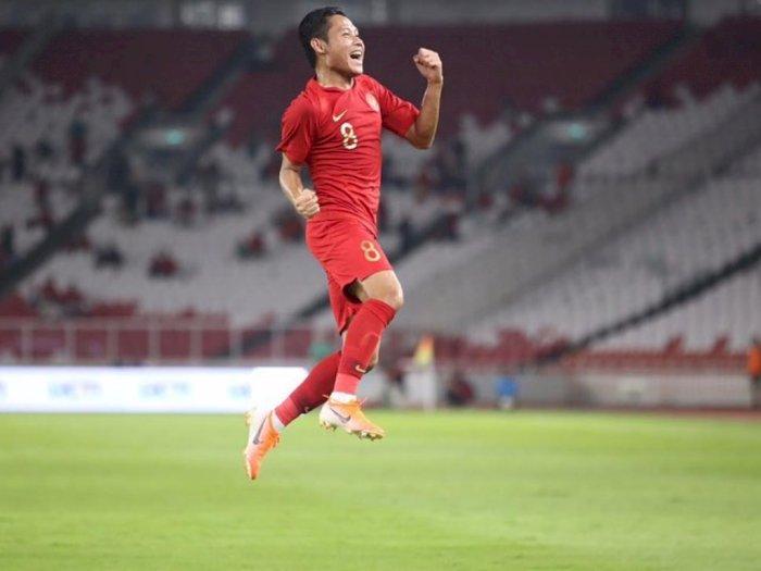 Timnas Indonesia Kalah 1-3 dari Oman, Satu Gol Dicetak oleh Evan Dimas
