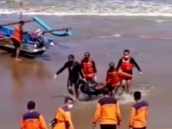 Ngeri! Pantai Selatan Telan Korban di Pantai Ngluwen Gunungkidul, Satu Tewas, Satu Hilang
