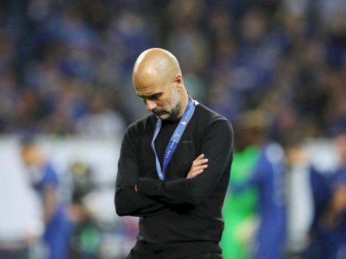 Kalah di Final Liga Champions, Guardiola Pulang Kampung ke Spanyol, Rehat Sejenak