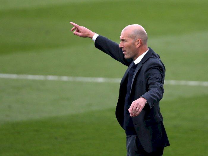 Zidane Beberkan Alasan Tinggalkan Madrid, Ini Katanya