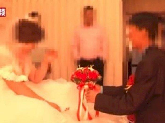 Pria Ini Kaget Melihat Video Istrinya Nikah dengan Pria Lain, Ternyata Selama Ini Ditipu