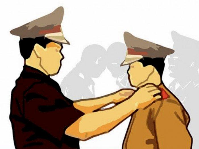 Penyalahgunaan Wewenang Jadi Alasan Mutasi Kapolres-Dirkrimsus Polda Aceh