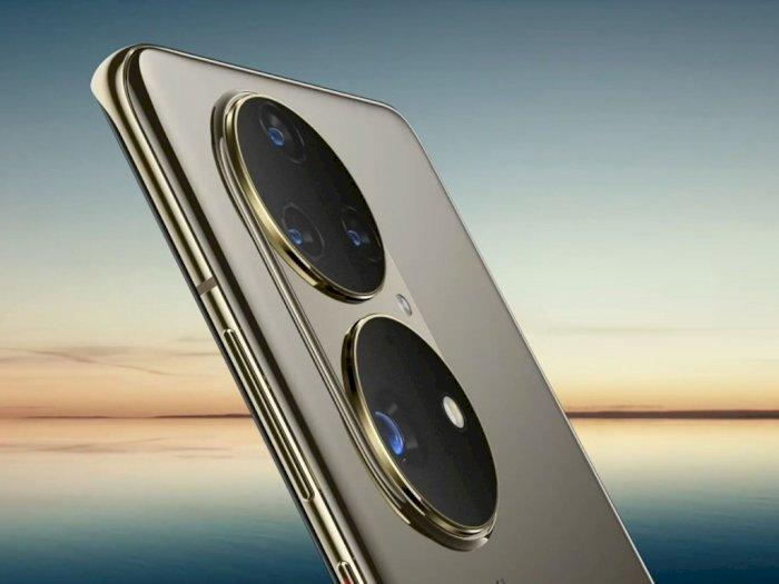 Huawei Resmi Pamerkan Tampilan P50 Series di Event Perilisan HarmonyOS