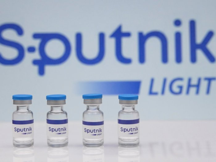 Vaksin Sputnik Light Rusia Diklaim Efektif untuk Orang Tua di Argentina