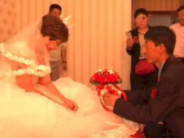 Pedih! Baru 2 Bulan Menikah, Pria Ini Syok Saat Tau Fakta Istrinya Punya 19 Suami