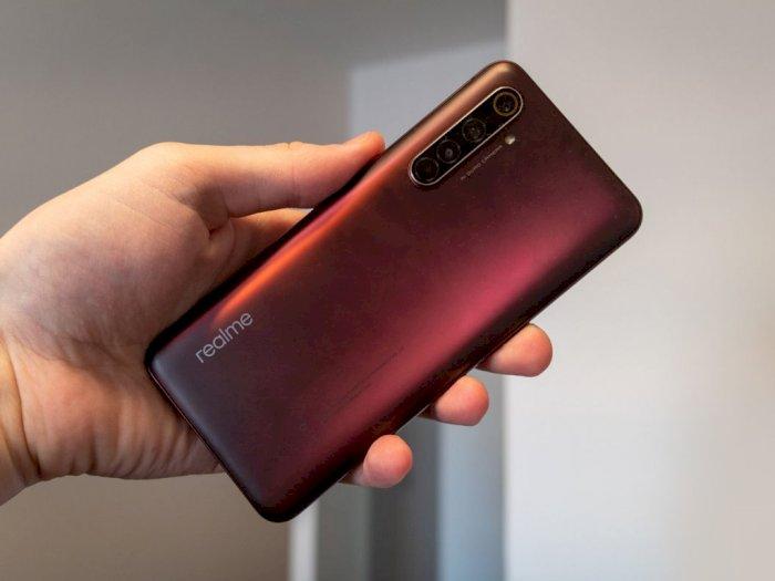 Realme Targetkan Rilis 20 Smartphone 5G Sampai Akhir Tahun 2022 Nanti!