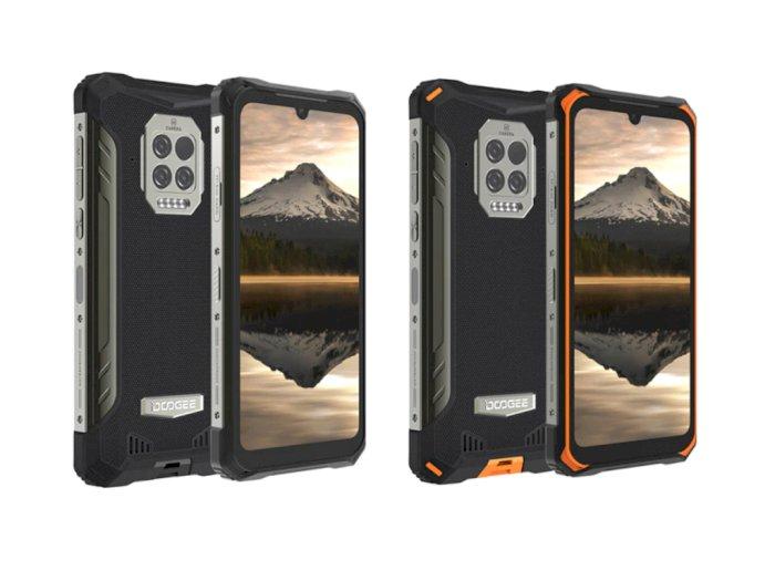 Doogee S86 Pro Hadir Sebagai Rugged Phone dengan Baterai 8.500 mAh dan Thermometer