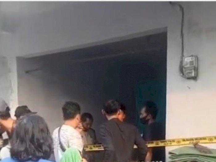 Kejam! Suami Gorok Leher Istri Nyaris Tewas di Tangerang, Diduga Kesal Mobilnya Dijual