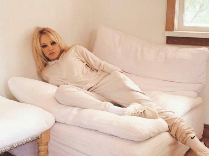 Diperankan Oleh Lily James, Pamela Anderson Tidak Mau Nonton Film Biopiknya