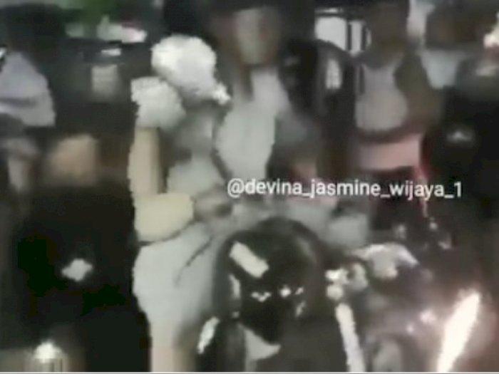 Tak Mampu Bayar Sewa Ambulans, Keluarga Angkut Jenazah Pakai Motor Roda Tiga di Wonolangan