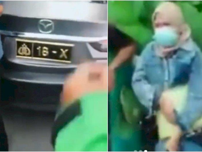 Viral Mobil Polisi Tabrak Wanita di Surabaya, Saksi: Terobos Lampu Merah Ugal-Ugalan