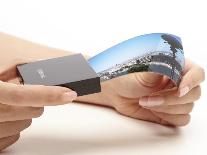Samsung Segera Produksi Layar OLED Fleksibel untuk Google, Vivo, dan Xiaomi