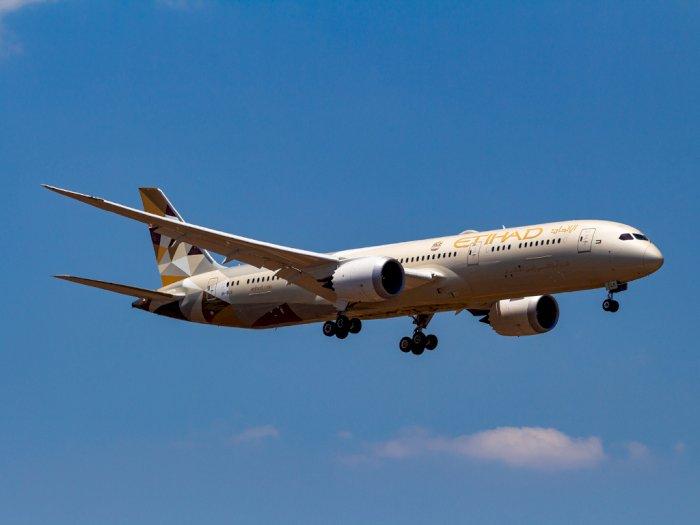 Penerbangan Etihad Airways Luncurkan Penjualan Kilat untuk Rayakan Perjalanan ke Abu Dhabi