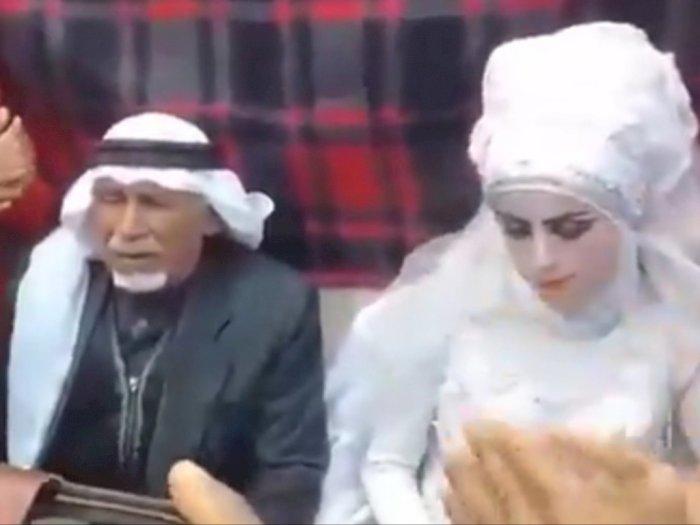 Viral Kakek Menikah untuk ke-37 Kalinya di Depan 28 Istri, 35 Anak dan 126 Cucunya