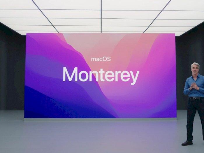 Pengguna Mac dengan Prosesor Intel Tak Akan Dapat Fitur Ini di macOS Monterey